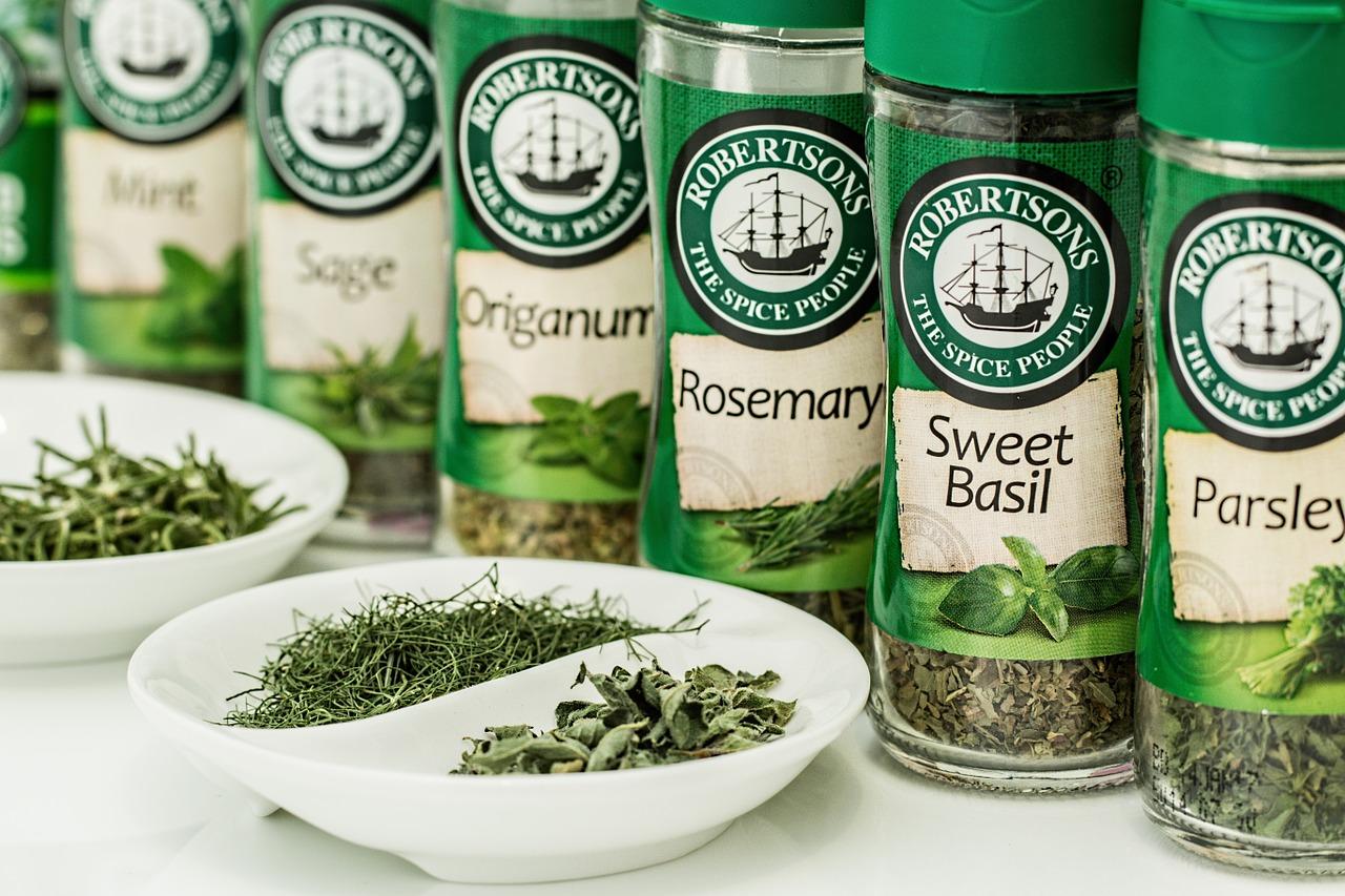 zöldfűszerek